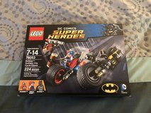 New LEGO Super Heroes Batman: Gotham City Cycle Chase 76053 in 29 Palms, California
