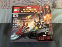 New LEGO Super Heroes Iron Man vs. The Mandarin Ultimate Showdown Set 76008 in 29 Palms, California