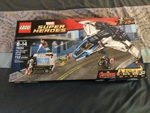 New Retired LEGO Marvel Super Heroes The Avengers Quinjet City Chase Set 76032 in 29 Palms, California