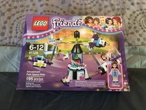 New LEGO Friends Amusement Park Space Ride Set 41128 in 29 Palms, California