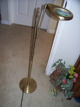 VINTAGE/ ANTIQUE BRASS MAGNIFYING STAND in Travis AFB, California