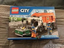 New Retired LEGO CITY Garbage Truck Set 60118 in 29 Palms, California