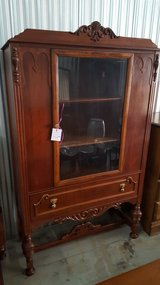 VINTAGE CHINA CABINET in Camp Lejeune, North Carolina
