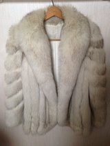 Real Silver Fox Fur Jacket in Westmont, Illinois