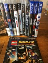 PS3 & PS4  games in Aurora, Illinois