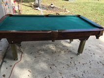 Pool Table in The Woodlands, Texas