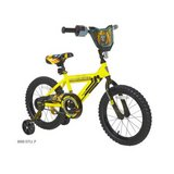 "Boys 16"" Tranformers Bumblebee Bicycle - Like New, Excellent Condition!! in Byron, Georgia"