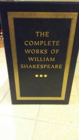 the complete works of william shakespeare. in 29 Palms, California