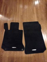 Mercedes-Benz OEM floor mats in Schaumburg, Illinois