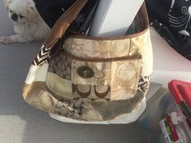Authentic Coach bag in Fort Irwin, California