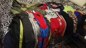 Winter clothes for a boy in 5/6T in Ramstein, Germany