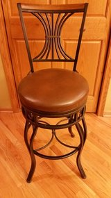 Bar stool with back in Schaumburg, Illinois