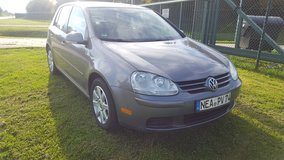 VW Rabbit 2007 us spec, 150 hp, 2.5 L in Ansbach, Germany