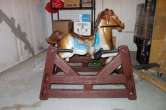 Rocking Horse in Glendale Heights, Illinois