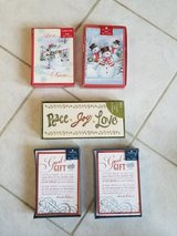 NEW Christmas cards in box in Joliet, Illinois