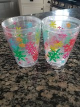 Christmas tumblers cups in Joliet, Illinois