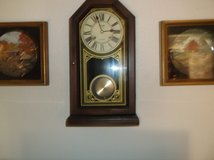 OLD TIMER BY BEACON 31 DAY MANTEL CLOCK in Yucca Valley, California