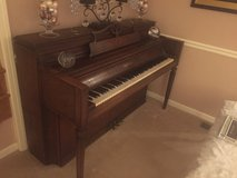 Chickering Upright Piano in Glendale Heights, Illinois