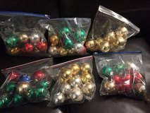 Lot of Vintage Christmas ornaments in Aurora, Illinois