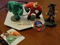 Infinity game in Eglin AFB, Florida