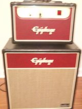 "Epiphone Valve Jr and 12"" speaker cab in Hopkinsville, Kentucky"