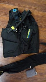 US Divers BC & weight belt in Okinawa, Japan
