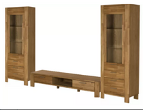 Buy this Genuine Oak Wall Unit in Ansbach, Germany