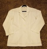 WOMAN'S LAB COAT SIZE MEDIUM in St. Charles, Illinois