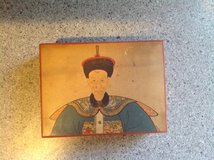 Oriental box with matches in Glendale Heights, Illinois