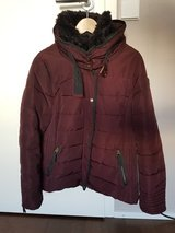 Tom Tailor Womens Winter Coat Size XL Winered in Stuttgart, GE