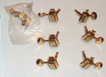 KLUSON STYLE GOLD TUNERS (NEW) FREE SHIPPING in Stuttgart, GE