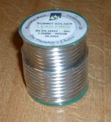 SOLDER LEAD FREE 3.25 mm 500 gm in Lakenheath, UK