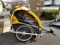 Burley Bike Trailer in Glendale Heights, Illinois