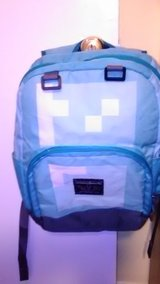 Back pack, Minecraft in Macon, Georgia