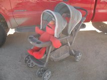 ^^^  Double Stroller  ^^^ in Yucca Valley, California