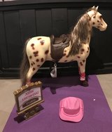 """Horse for American Girl or any 18"""" Doll. in Aurora, Illinois"""