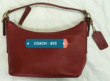 Coach Handbag Purse in Coach Box in Chicago, Illinois