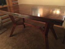 Tall Dinning Table w/8 Chairs in Fort Carson, Colorado