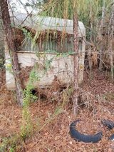 camper trailer in Fort Polk, Louisiana