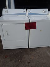 Amana Washer & Dryer in Wilmington, North Carolina