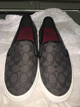 Coach C115 Jacquard Slip-on sneakers in Stuttgart, GE