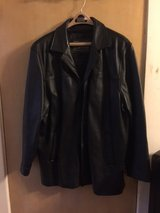 Leather Jacket - Mens Size XL in Plainfield, Illinois