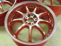 18inch rims and tires set(1) in Okinawa, Japan