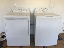 BRAND NEW GE WASHER & DRYER in MacDill AFB, FL