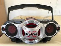SONY XpLOD RADIO WITH MP3, CD AND CASSETTE PLAYER in MacDill AFB, FL