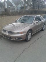 2002 Mitsubishi  Galant SE in Fort Riley, Kansas