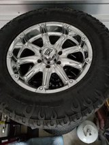 """18"""" XD Badland Tires in Perry, Georgia"""