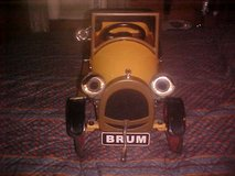 Airflow Collectibles pedal car Brum Pedal Car in Moody AFB, Georgia
