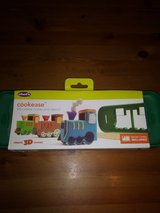 3D Train cookie cutter in The Woodlands, Texas