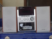 Panasonic *5-CD* Changer Stereo System in 29 Palms, California